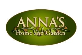 Anna's Home & Garden Logo green