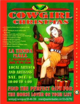 Cowgirl_Christmas_Poster_2014